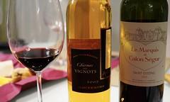 DSC02320.JPG (kabamaru.k) Tags: hiro newyear sweets wine glass bottle