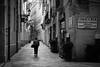 DSCF4103 (Thorsten Burkard) Tags: street scene trapani sicily xpro2 italy bw