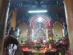 Vietnam - South Vietnam - Ho Chi Minh City - Jade Emperor Pagoda (JulesFoto) Tags: vietnam hochiminhcity saigon jadeemperorpagoda