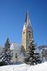545 Frohe Weihnachten - Merry Christmas (Wuwus Bilder) Tags: kirche mittelberg kleinwalsertal vorarlberg österreich