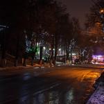 Ночные улицы города | Night streets of the city thumbnail