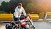 mere dil pe honda raaj karay (Muhammad Awais Sheikh) Tags: honda bike galiyat nathiagali murree mountains trees sun road 125cc travel motorbike motorcycle riding adobe