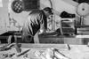 Madeira Fish Market (Juanito Moore ( John Moore )) Tags: funchal madeira portugal pt csh market fishmonger scales knives juanitomoore