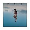 Running in the air.. (nshrishikesh) Tags: marina beach chennai marinabeach gymnastics people blue