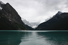 Lake Louise (Can Pac Swire) Tags: lake louise hotel fairmont alberta canada canadian banff national park lakelouise 111 drive chateau 2017aimg0367 water green blue bluish greenish mountain rockies rocky mountains