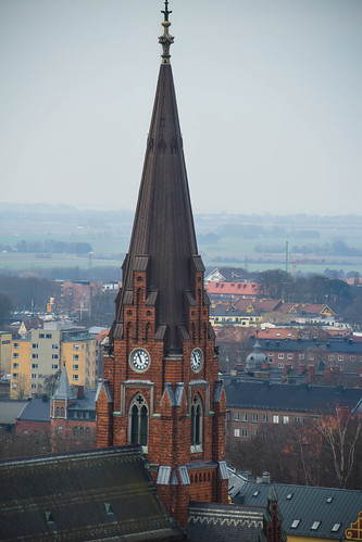 Lund with a view
