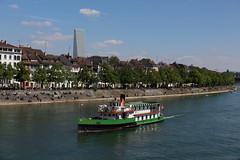 Basel Dybli (200er Serie) Tags: schiff rhein rheinschifffahrt rheinschiff ms motorschiff basel dybli