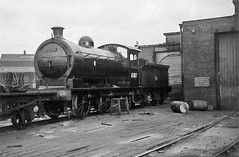 Ex Works (4486Merlin) Tags: england europe exlner nerclassj27 northeast railways steam transport unitedkingdom darlington countydurham gbr 65817