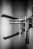 mollette (clothespins) (Angelo Petrozza) Tags: clothespins mollette blackandwhite biancoenero angelopetrozza pentaxk70 monocrome