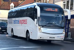 National Express 7106 BF63 ZPW (03.01.2018) (CYule Buses) Tags: service591 goahead gonortheast lavantecaetano caetanolavante nationalexpress 7106 bf63zpw