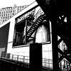 black stairway (j.p.yef) Tags: peterfey jpyef yef architecture germany hamburg monochrome bw sw photomanipulation digitalart bold square