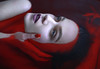 (@deedodge1968) Tags: blood red water model light girl