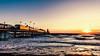 Paignton Pier (_John Hikins) Tags: paignton pier water waves torbay torquay devon d500 beach nikon nikkor sigma 1020mm 1020 seaside sea sun sunshine sunrise sunset surf cold