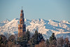Torre del Moncanino (bluestardrop - Andrea Mucelli) Tags: torre tower moncanino piemonte piedmont italia italy torredelmoncanino neogotico neogothic alpi alps montagne mountain sanmauro sanmaurotorinese
