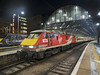 91132 (Geoff Griffiths Doncaster) Tags: 91132 virgin east coast class 91 kings cross london night