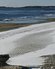 Snow on the Beach (jaybirding) Tags: leicavlux114 maine me nature outdoor scenerycbc stormer phippsburg us