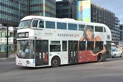 Nearside-View of  LT 512 (LTZ 1512) Go-Ahead London General New Routemaster (hotspur_star) Tags: londontransport londonbuses londonbus londonbuses2017 wrughtbus wrightbus newbusforlondon newroutemaster nb4l tfl transportforlondon hybridbus hybridtechnology busscene2017 doubledeck goaheadlondongeneral lt512 ltz1512 alloveradvert advertlivery advertisinglivery advertbus 88 reservedfashion