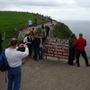 Ironic Sign 2 (the factory wall) Tags: sign cliffsofmoher ireland clare