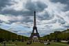 tour eiffel (mby.photography) Tags: nikon d200 eiffel tower cloud france paris