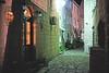 Perast - silent mediterranean street (pisanim1) Tags: perat street lights shadows 50mm canon adriatic montenegro pietra lonely travel silent mood