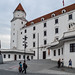 Up at Bratislava Castle