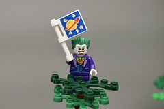 Lego Happy New Year 2018 (Pasq67) Tags: lego pasq67 afol toy toys flickr legography 2018 france minifigs minifig minifigure minifigures moc happynewyear happy new year bonneannée bonne année joker thejoker