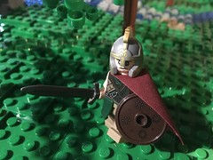 Men of the North (Hrofi of the Nord) Tags: lego nords nordic norse viking sweden denmark danes saxons rohan skyrim north germanic guards warriors