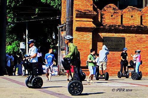 Chiang Mai Runabout.