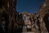 Belchite Viejo 7 (Cristina Ovede) Tags: ruinas edificio cielo arquitectura sky noche night estrellas stars longexposure largaexposición