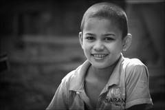 Smiling kid (*Kicki*) Tags: myanmar burma asia child person people porträtt portrait smile face facesofmyanmar kid irrawaddy lekkapin sagaing mandalay myinmu rural village streetportrait boy dof bokeh