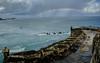 Castillo San Felipe del Morro - San Juan, Puerto Rico (Mircea D. Tagui) Tags: castillosanfelipedelmorro sanjuanpuertorico rainbow landscapes seascape velvia velviafilmsimulation fujifilmvelvia fujinonxf16mmf14 fujifilmxt2