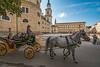 Residenzplatz Horse and Carriage (fotofrysk) Tags: horsesandcarriage dom buildings pedestrians tourists architecture building easterneuropetrip salzburg austria oesterreich sigmaex1020mmf456dchsm nikond7100201709277591