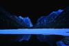 I fuochi degli Elfi (Gio_ guarda_le_stelle) Tags: elves dolomiti dolomites dolomiten night nightscape lake fairytales song sting favole bambino notte lago riflesso stelle stars toblach dobbiaco miti mith legends leggende reflection tempoperduto malincònia bepi lollo landscape
