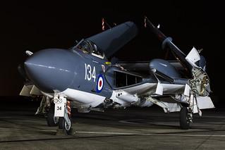 De Havilland Sea Vixen D3 - 7