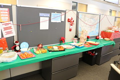 1E7A3436 (anjanettew) Tags: uglysweater christmassweater officeparty fun potluck holidaylunch