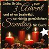 Habt alle einen schönen 3.Advent! (baerchen57) Tags: weihnachten advent 3advent kerzen gemütlichkeit ruhe