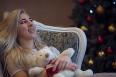 Kristina (TRUE.panda) Tags: za zeiss carlzeiss sonnart18135 sony a850 people portrait christmas