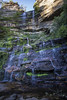 cascade (cih94) Tags: blue mountains waterfall cascade water little streams golden hour long exposure colours australia bush