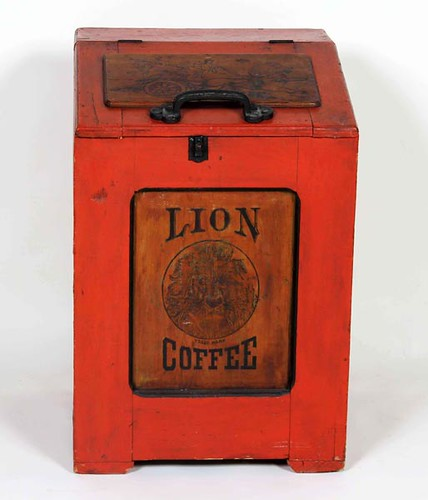 Lion Coffee Box ($448.00)