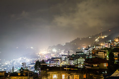 Gangtok by Night (abhishek.verma55) Tags: sikkim gangtok india town city cityscape landscape landscapelovers night nightphotography nightscape beautiful colourful colour colors colorful color travel travelphotography incredibleindia indiatravel ©abhishekverma urban urbanlandscape hillside himalaya himalayas sky outdoor mountainside outdoors mountain mountains hills hill lights light lightandshadow canon550d tamron2470 tamron canon beauty beautifulsky beautifulcolours houses house landscapelover landscapes evening exploreindia explosionofcolors flickr photography travelphotos trees tree vibrant vivid valley dramatic