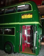 London transport Greenline RMC1453 platform doors 1/24th scale. (Ledlon89) Tags: routemaster bus buses transport london greenline lt lte londonbus londonbuses sunstar modelbusesandcoaches modelbuses diecastbus scalemodel aec parkroyal londontransport rmc coach