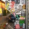 Sticker graffiti (mcknightpercy) Tags: 2018 2017 city slaps slap adhesive texas urban combo artwork collection color stickers flickr tiago tags graff graffiti gats voxx feln derp sleep rxskulls thimp hesherpark devil blink love stickerporn public streets artist art sticker