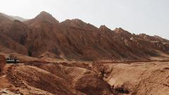 2017-10-06 04.41.30 1 (takairayota) Tags: trip xinjiang turpan desert landscape earth nature china
