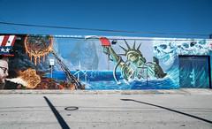 Graffiti Art. Wynwood Arts District. Miami, Florida (ChrisGoldNY) Tags: miami florida southflorida america usa streetart graffiti art colors colours colorful colourful psychedelic chrisgoldphoto chrisgoldny chrisgoldberg forsale licensing bookcovers bookcover albumcover albumcovers
