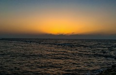 flickr 8 (Point of view 2) Tags: sunset sea ocean sky water beach bay flickr wow freedom happy beautiful beauty orange outside zon outdoor nature color 2017 december landscape abdelrhmanetraaf rocks