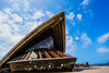 DSC00056 (Damir Govorcin Photography) Tags: sydney opera house clouds people wide angle zeiss 1635mm sony a7rii