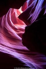 DSC_0111 (Shubha Balasubramanya) Tags: antelope canyon slot arizona usa nature natural beauty lighting face formations upper page