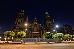 Mexico City (Rex Montalban Photography) Tags: rexmontalbanphotography mexicocity zocalo cathedral metropolitan