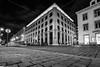 Fuji X-Pro1 + 10-24mm (Ozmanguday Pics) Tags: fuji fujifilm fujinon xpro1 fujix 1024mm wide ultrawide night nightphotography longexposure monochrome blackwhite city cityscape bruxelles brussels belgium bw