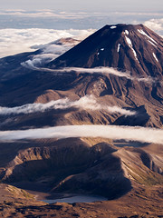 Swirls (blue polaris) Tags: new zealand tongariro national park volcano landscape crater lake tama cloud mt ngauruhoe